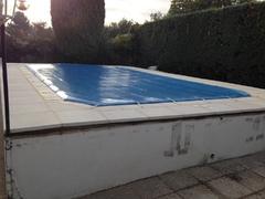 rehabilitación piscina